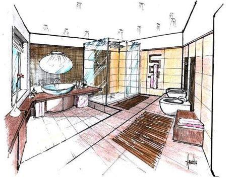 disegni di bagni piccoli bagno con rivestimenti in mosaico progetto a tre livelli