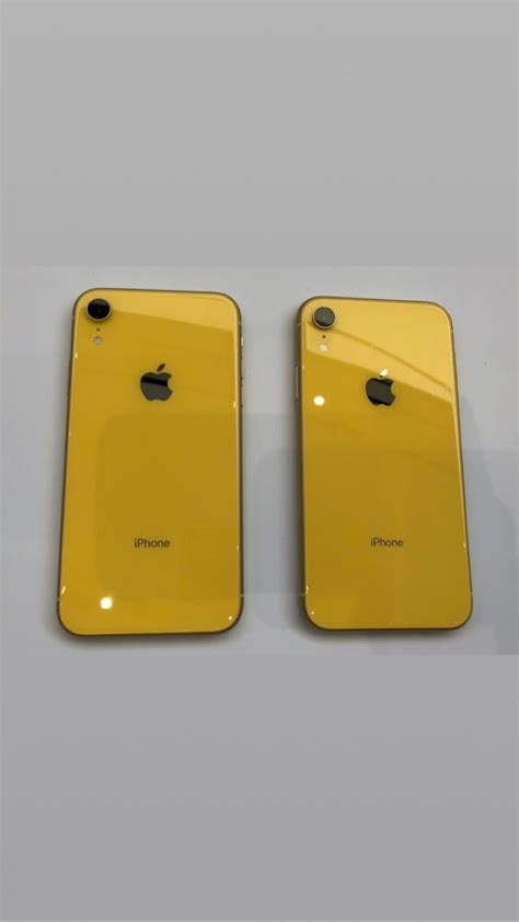 iphone xr yellow apple iphone iphonexr apple tech products in 2019 iphone phone cases