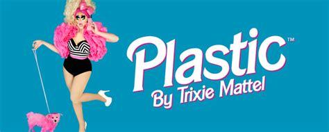 Parfum Trixie plastic by trixie mattel xyrena parfum un nouveau parfum