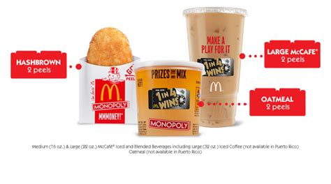 Instant Win Mcdonalds Monopoly - ballaginn blog