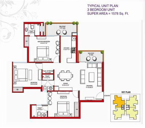 600 Sq Ft Apartment Floor Plan tulip violet
