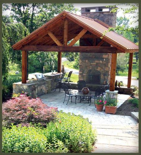 outdoor kitchens gazebos fireplaces pits portfolio 25 best outdoor pavilion ideas on pinterest fire pit