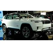 News  Jeep Yuntu Concept Previews New 7 Seater