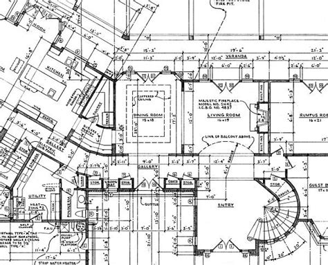 custom blueprints high quality custom house plans