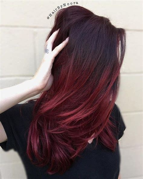 burgundy ombre medium length hair 25 best ideas about ombre hair color on pinterest ombre
