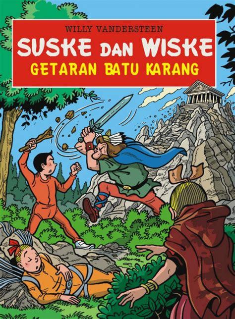 Suske Dan Wiske Setengah Havelaar suske dan wiske getaran batu karang cover