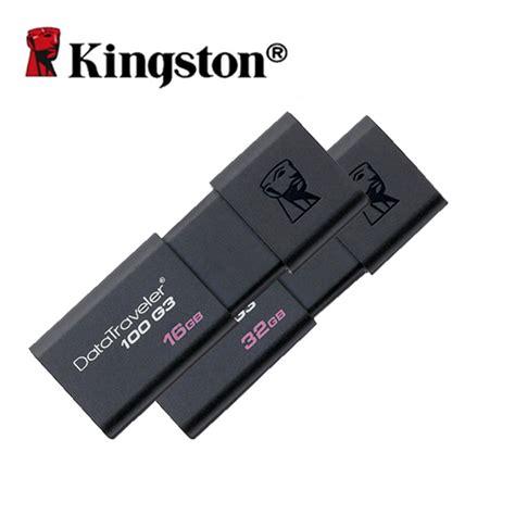 aliexpress buy 100 kingston dt100g3 usb flash drive 32gb 16gb pen drive pendrive 16 gb 32