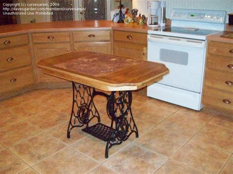 Kitchen Trash Cabinet by Trash To Treasure Old Treadle Sewing Machine Base Ideas