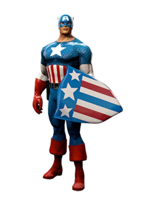 Captain Original captain america original costume costume marvel heroes