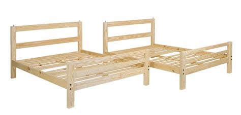 Freedom Bunk Bed Split Bunk Bed
