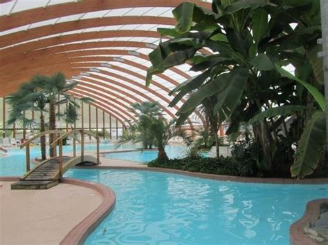 indoor pool and slides picture of chateau des ormes rennes aquadome du cing port de plaisance b 233 nodet photo de