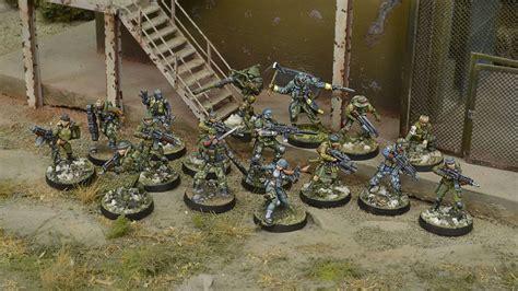 ariadna infinity ariadna its army list