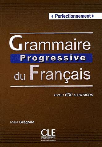 grammaire progressive du francais 2090381248 grammaire progressive du francais perfectionnement gregoire maia profit24 pl księgarnia
