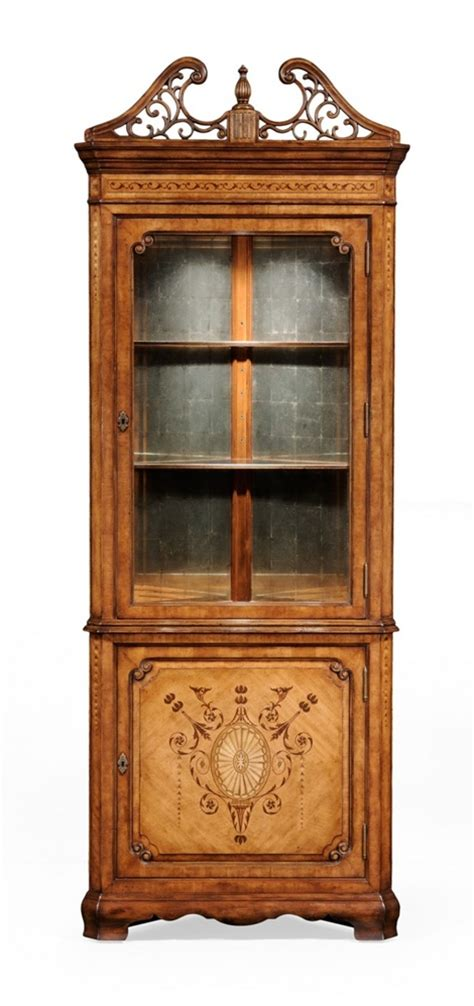 Dining Room Corner Cabinet by Corner China Cabinet High End Dining Rooms Home