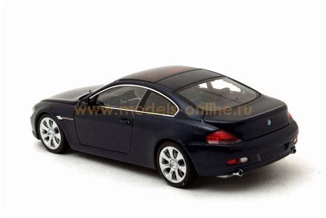 6 series coupe blue metallic bmw 6 series coupe e63 2006
