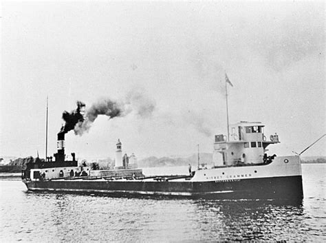 Largest Ship To Sink In The Great Lakes by Largest Steel Steamer To Sink In Lake Ontario Discovered