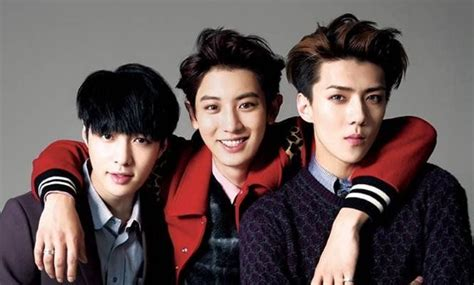 film baru sehun exo lay chanyeol and sehun exo pinterest interview exo