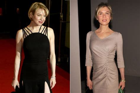 Is Bridget Losing Weight by Renee Zellweger S Stunning Transformation Pk