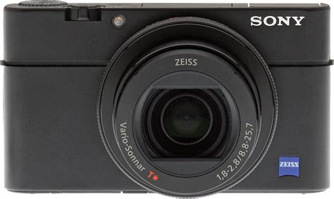 sony rx  review
