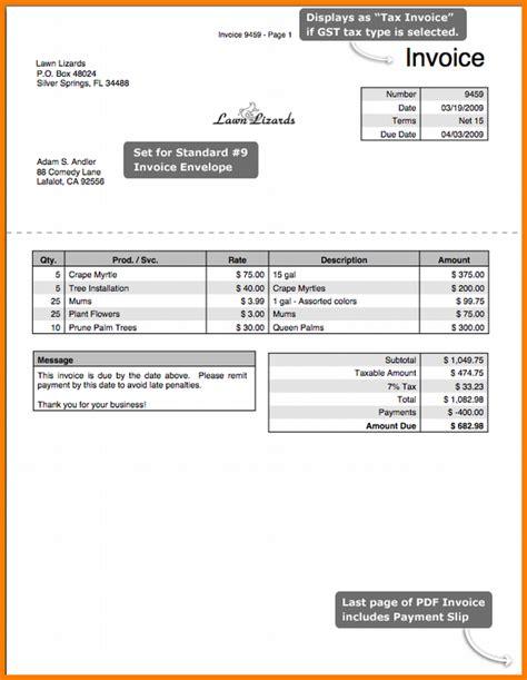 free invoice template pdf invoice pdf free printable invoice
