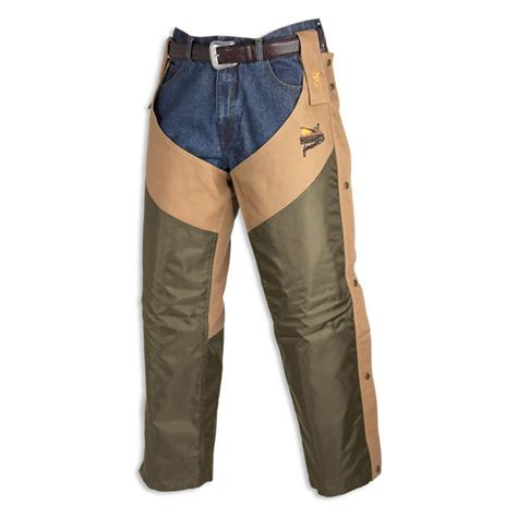 browning 174 pheasants forever 174 chaps 31 quot inseam 159493