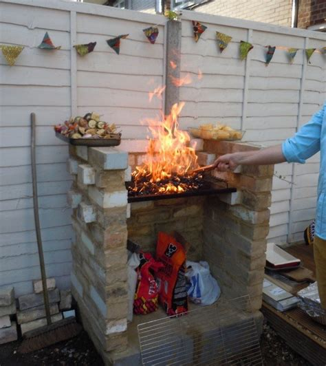 Backyard Tandoor Oven Build A Brick Barbecue For Your Backyard Diy Projects