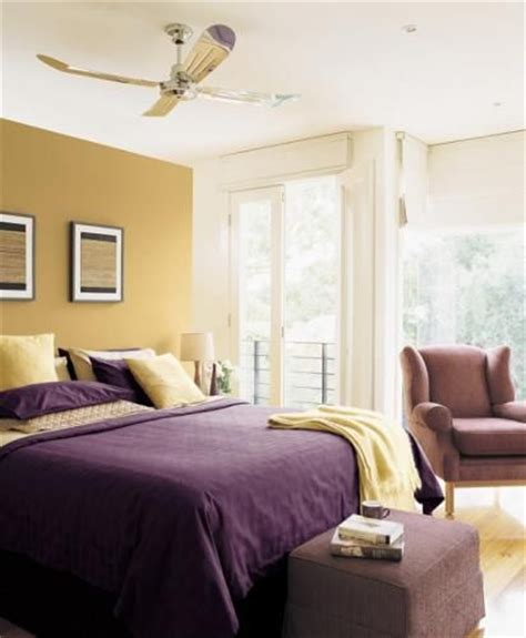Yellow And Purple Bedroom | purple and yellow bedroom colors for the home