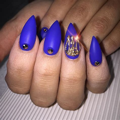 Cool Nail Designs by 21 Pointed Nail Designs Ideas Design Trends