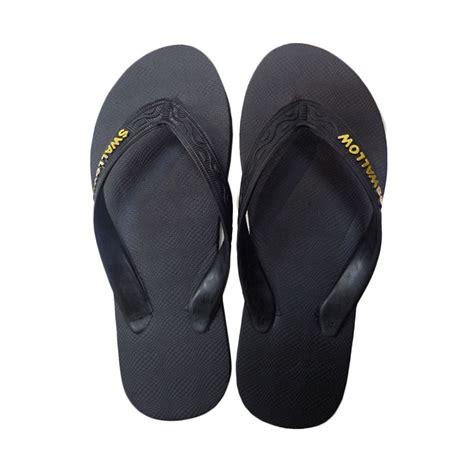 Toko Leony Sandal Jepit Swalow jual black pearl m01 harga kualitas