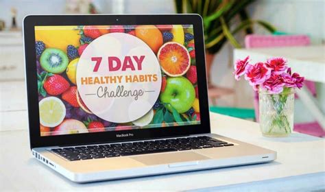 plan of habits to help you grow closer to god books 7 day healthy habits challenge health coach solutions