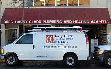 Clark Heating And Plumbing - your trenchless specialists berkeley ca oakland ca