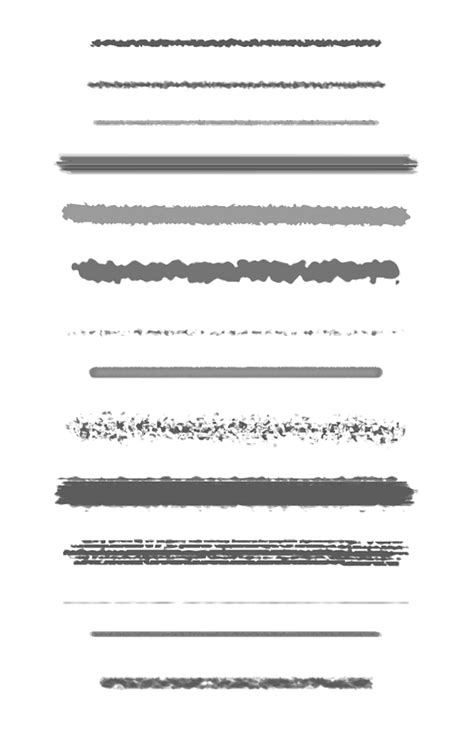 line pattern illustrator free 100 free sketchy brushes for adobe illustrator freebies
