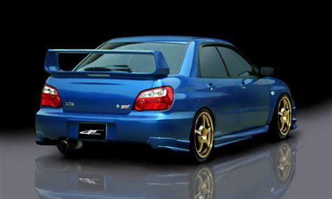 rearbumper for subaru impreza 1994 1998 avb sports car tuning spare parts 2004 2005 subaru wrx sti rear bumper add ons urethane subie speed