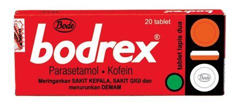 Dijamin Bodrex Tablet Obat Demam Nyeri Sakit Kepala Gigi Pusing Bodrex Obat Uh Redakan Sakit Kepala Widodo973