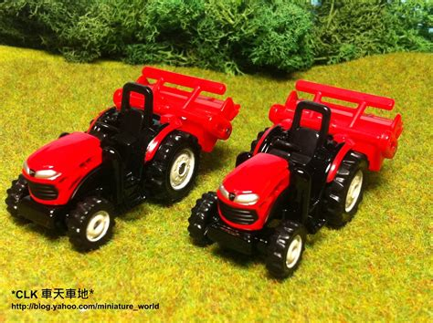 Tomica Yanmar Tractor Ecotra Eg300 Series clk s model car collection clk の車天車地 tomica no 52 yanmar tractor ecotra eg300 series