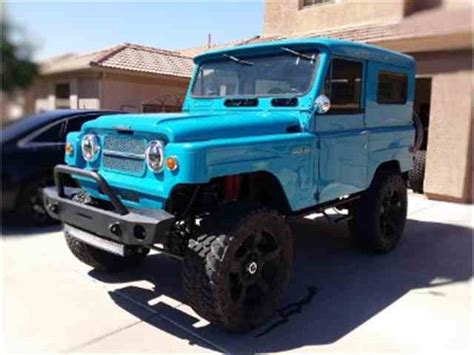 1968 nissan patrol nissan patrol for sale on classiccars com 5