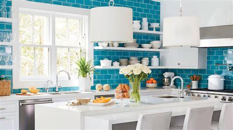 7 bold backsplash ideas for your white kitchen 10 best kitchen backsplash ideas coastal living