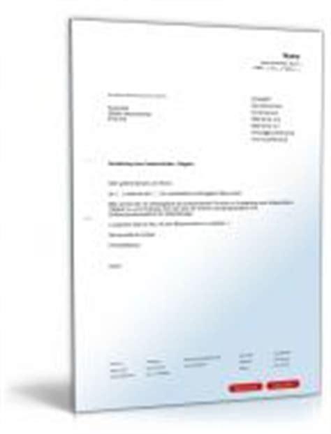Kaufvertrag Auto 14 Tage by Rechnung Mit Anschreiben An Auftraggeber Muster Zum Download