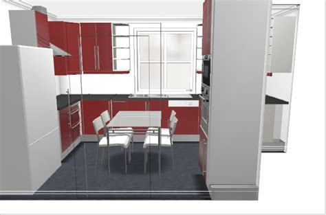 plan amenagement cuisine 8m2 maison design bahbe com