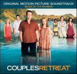 Couples Retreat In The Us Couples Retreat A R Rahman Uk