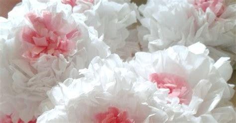 buat bunga guna kertas tisu two plus one and more cara membuat bunga kertas yang