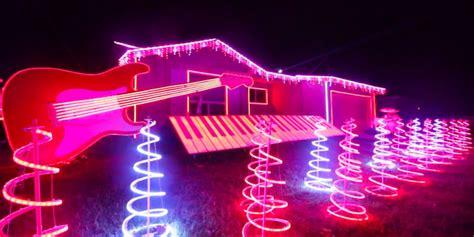 epic star wars christmas light show askmen