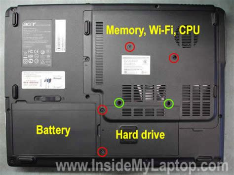 Engsel Acer Aspire 5100 Series No Color acer aspire 5100 como quitar contrase 241 a de la bios hazlo