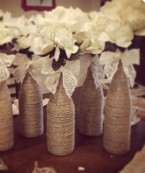 wedding centerpieces wine bottles 10 wine bottle centerpieces for your wedding vinepair