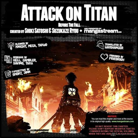 read attack on titan read attack on titan before the fall chapter 11