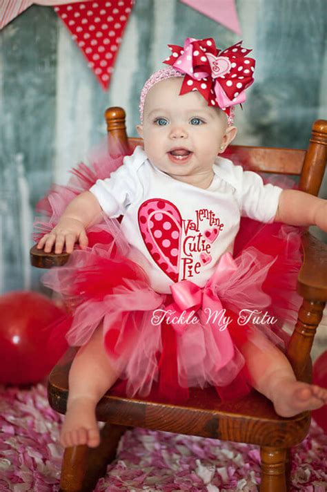 valentines day baby photos baby s s day babycare mag