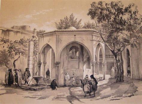 Sketches D Algerie by Alg 233 Rie Fontaine A La Grande Mosqu 201 E D Oran