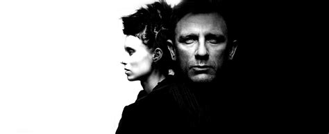 the girl with the dragon tattoo movie the with the wallpapers