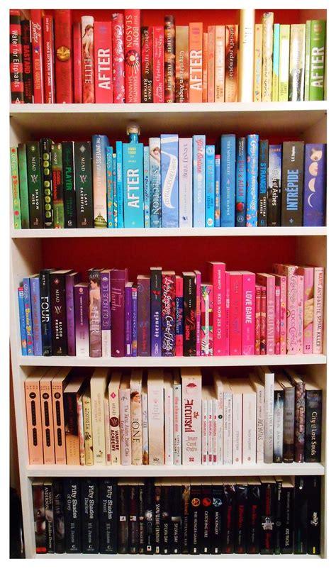 bookshelf organization best 25 bookshelf organization ideas on