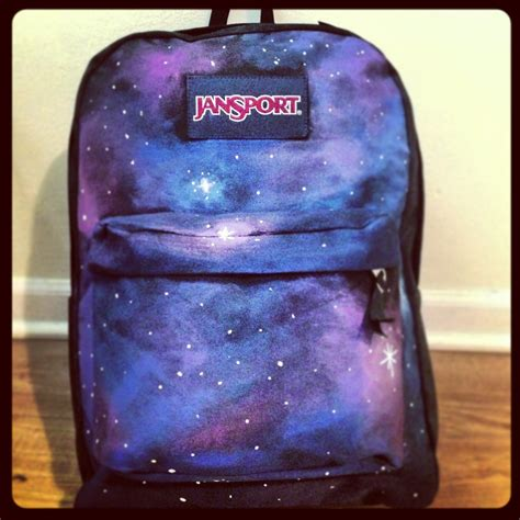 Tas Jansport Galaxy Original galaxy backpack on the hunt